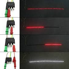 Led Strip Tail Lights by Amazon Com Generic 60