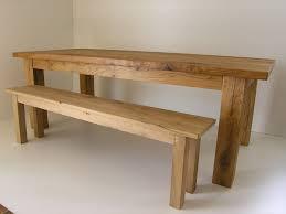 incredible radius 4 seater oak dining bench buy now at habitat uk