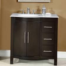 48 Inch Bathroom Vanity White Transitional 30 Inch White Bathroom Vanity Marble Carrera Top