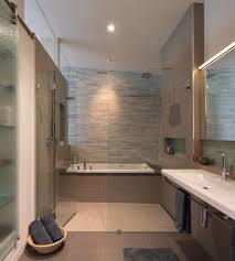 bathtub shower combo bathroom contemporary with bathtubshower bathtub shower combo bathroom contemporary with bathtubshower combo beige tile image by mcelroy architecture aia