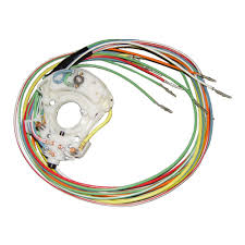 mustang turn signal wiring with fixed steering wheel 1967