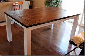 easy diy farmhouse table diy farmhouse table with extension leaves plans sweet intended for