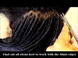 box braids with human hair 100 human hair micro braids a trailer re edit youtube