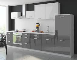 K Henzeile Küche Color 340 Cm Küchenzeile Küchenblock Einbauküche In