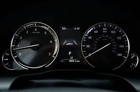 lexus nx digital speedometer 2016 lexus es revealed with new engine for shanghai