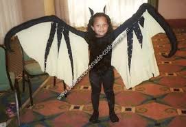 Halloween Costumes Bat Coolest Homemade Bat Costume Bat Costume Bats Homemade Costumes