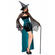 Halloween Victorian Costumes Aliexpress Buy Witch Costume Vampire Carnival Halloween