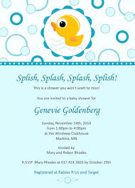top 16 rubber ducky invitations baby shower for you thewhipper com