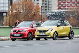 renault twingo 2015 renault twingo vs smart forfour which is your favourite me smart