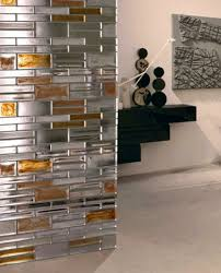 glass partition walls for home mirrored glass partition walls for modern luxury interior wall