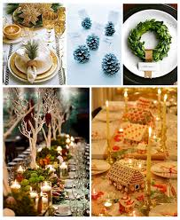 table setting pictures 14 christmas table setting ideas style barista