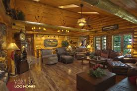 Rustic Log House Plans by Golden Eagle Log Homes Floor Plan Details Ponderosa