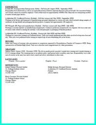 Computer Job Resume by Clarkson University Senior Computer Science Resume Sample Http