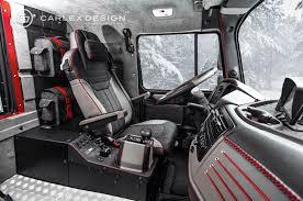 mercedes pickup truck 6x6 interior mercedes benz zetros brief about model