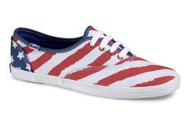 American Flag Shoes Keds Gets Patriotic With Stars And Stripes Sneakers Teen Vogue