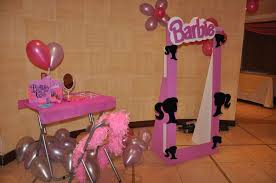 Barbie Photo Booth Barbie Glam Birthday Party Ideas Photo 3 Of 15 Catch My Party