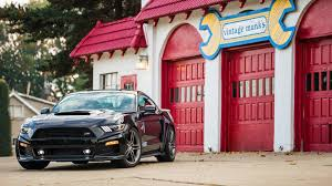 Release Date For 2015 Mustang Video Roush 2015 Rs3 Mustang Being Put To The Test