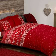 christmas bedding holiday quilt collection main view snowflake
