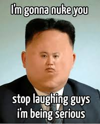 North Korean Memes - funny north korea meme war thebosh