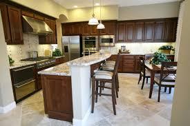 fantastic minimalist kitchen with narrow breakfast bar kitchen decoration idea with small island front