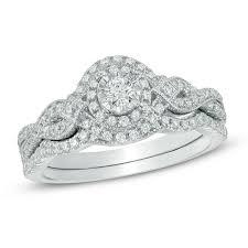 bridal set wedding rings bridal sets wedding zales