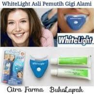 Pemutih Farma jual obat pemutih gigi whitelight jual obat pemutih gigi