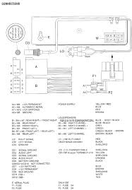 philips car radio stereo audio wiring diagram autoradio connector