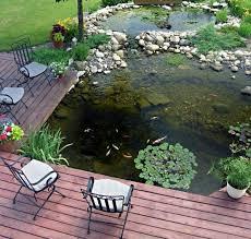 landscape pond ideas