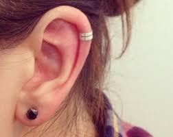 ear cuffs ireland helix ear cuff etsy