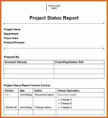 weekly status report template excel 5 weekly status report template excel exceltemplates