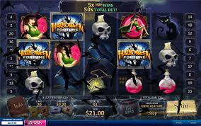 halloween fortune video slot halloween fortune video slots bonus