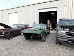 hunting american muscle an american muscle car rescue center and