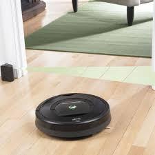 Roomba On Laminate Floors Irobot Roomba 770 Robotic Vacuum Cleaner Review