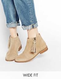 wide womens boots canada shoes asos amelie wide fit suede ankle boots canada