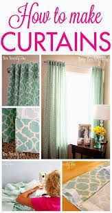 Best  Make Curtains Ideas On Pinterest Sewing Curtains How - Curtains bedroom ideas