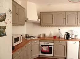 relooker sa cuisine en chene massif repeindre sa cuisine avant apres beau photos repeindre cuisine en