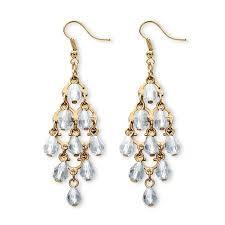 teardrop chandelier earrings cheap gold diamond chandelier earrings find gold diamond