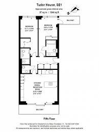 Tudor Floor Plan Tudor House Duchess Walk Se1 Property For Sale In London