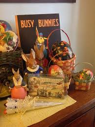 antique easter decorations 1894 best vintage easter candy containers images on