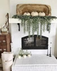 mantle decor fall mantle decor ideas southern savers