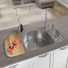 Undermount Kitchen Sink Stainless Steel Mrdirect Stainless Steel 32 X 21 Basin Undermount Kitchen