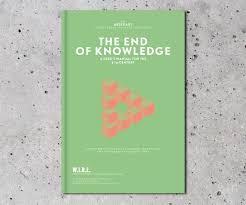 no 2 the end of knowledge an instruction manual for the 21st