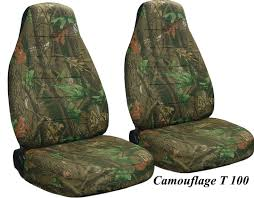 Ford Camo Truck Accessories - amazon com army camo camo 31 front set seat covers 97 02 jeep
