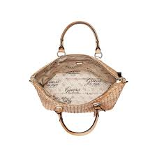 Olivier Desforges Ancienne Collection Guess Zoie Sac Cabas Beige Brandalley