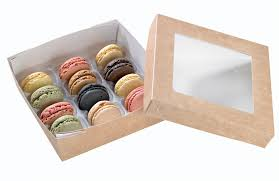 cookie boxes macaron boxes many styles colors