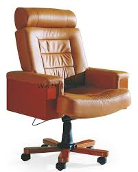 Orange Leather Swivel Chair Office Chairs Manufacturer China Office Chairs Factory