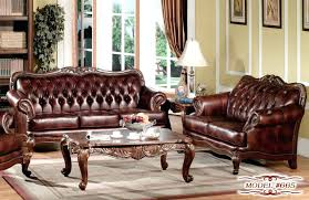 traditional sofas with wood trim leather and wood sofas leather sofa set wood trim brightmind sofa
