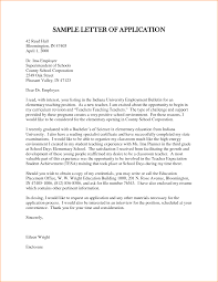 Sample Resume For Preschool Teacher 6 Sample Application Letter For Preschool Teacher Basic Job