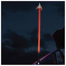 Whip Flag Brite Saber Led Whip Light 675459 Atv U0026 Utv Accessories At