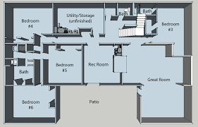floor plans for basements amazing basement floor plan ideas chic apartment plans basements